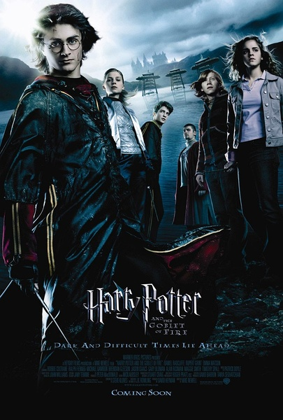 哈利波特4(Harry Potter and the Goblet of Fire)