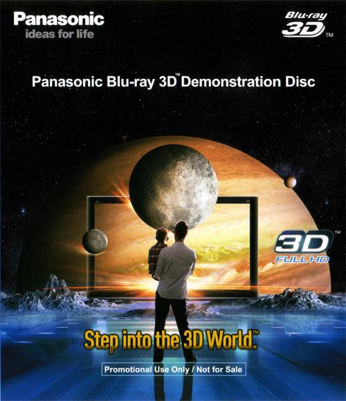 3D松下3D电视演示影片