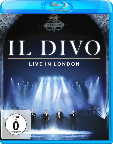 Il - An evening with il divo ...