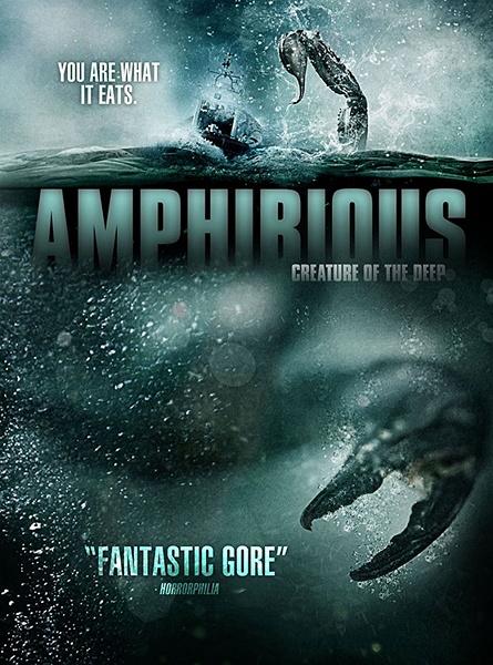 3D两栖怪兽3D(Amphibious)