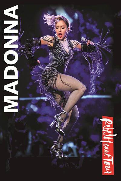 Madonna舞池告白巡回演唱会
