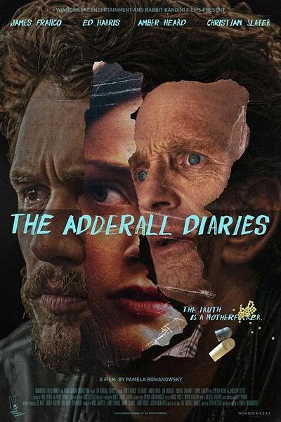 记忆迷局(The Adderall Diaries)