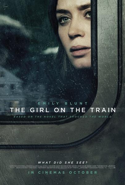 火车上的女孩(The Girl on the Train)