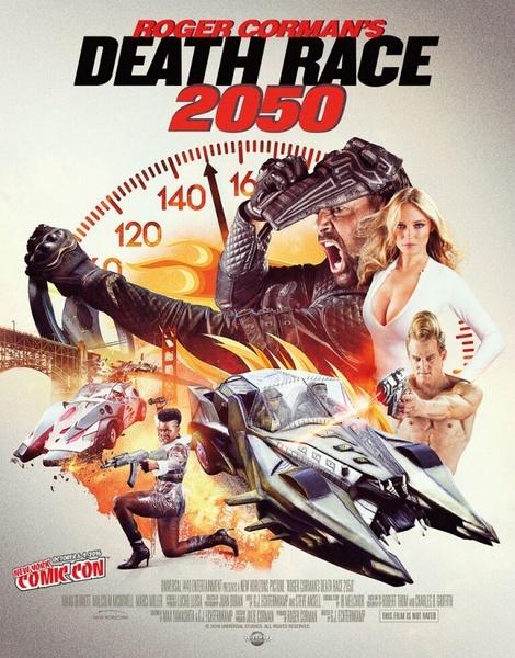 死亡飞车2050(Death Race 2050)