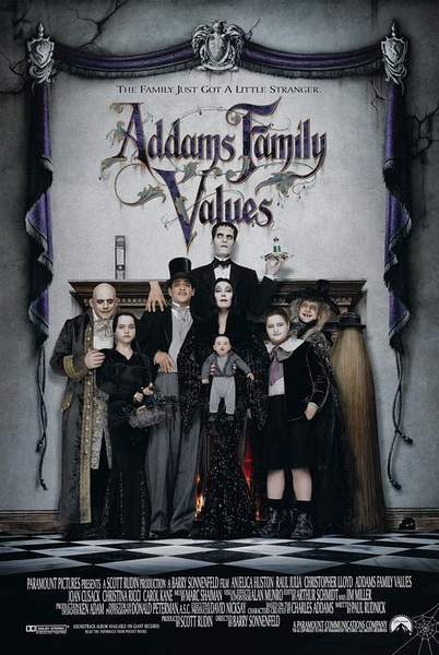 亚当斯一家的价值观(Addams Family Values) 1993