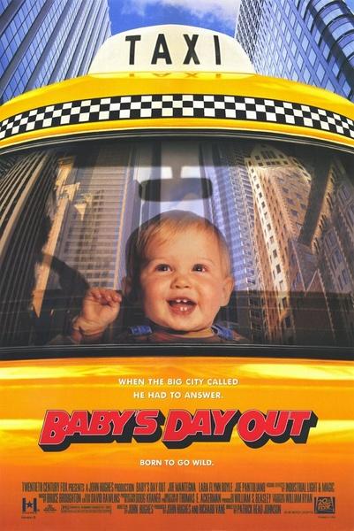 小鬼当街(Baby s Day Out)