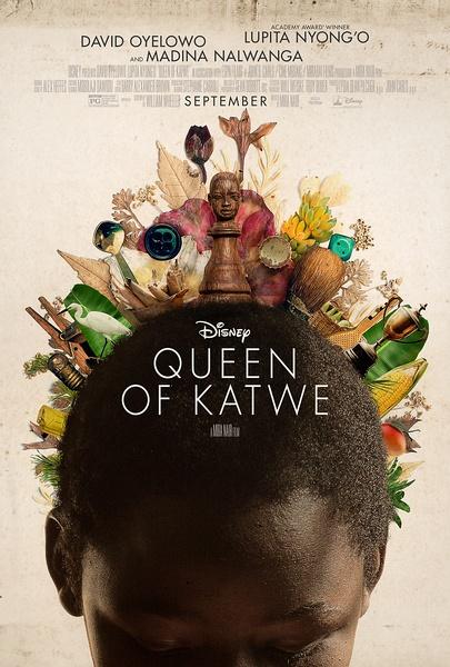 卡推女王(The Queen of Katwe)