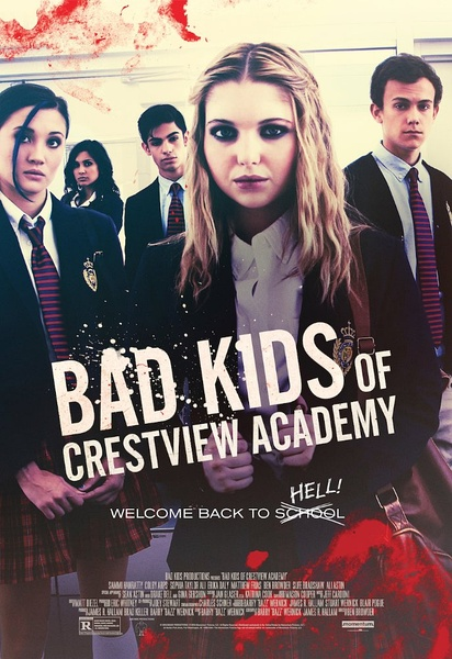 坏孩子下地狱2(Bad Kids of Crestview Academy)