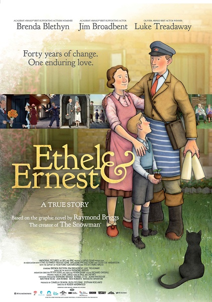 埃塞尔与欧内斯特(Ethel & Ernest)