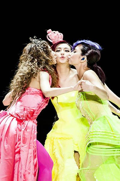 SHE2010高清演唱会视频