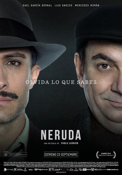 追捕聂鲁达(Neruda)