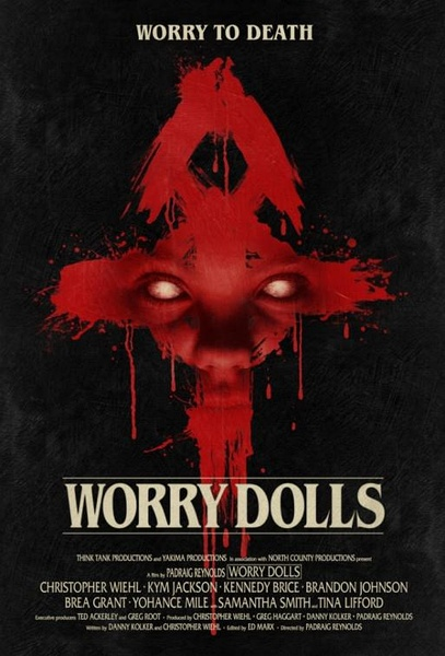 恶魔的玩偶(Worry Dolls)
