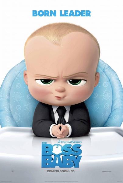 宝贝老板(The Boss Baby)