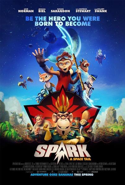 斯帕尔克:宇宙历险记(Spark)