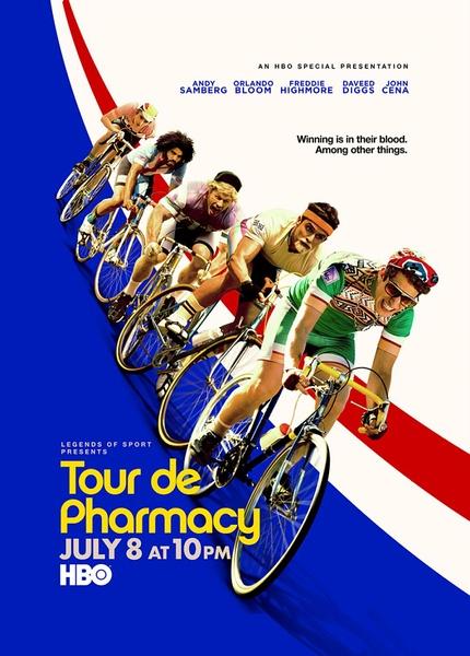 环药房自行车赛(Tour De Pharmacy)体育比赛中的潜规则