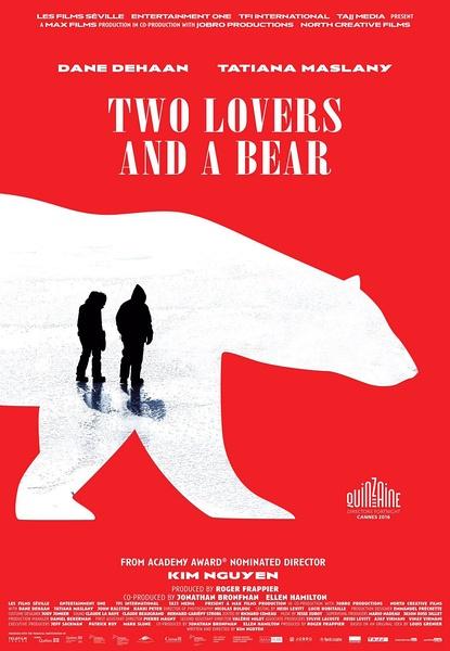 两个爱人和一只熊(Two