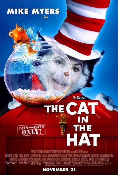 戴帽子的猫(The