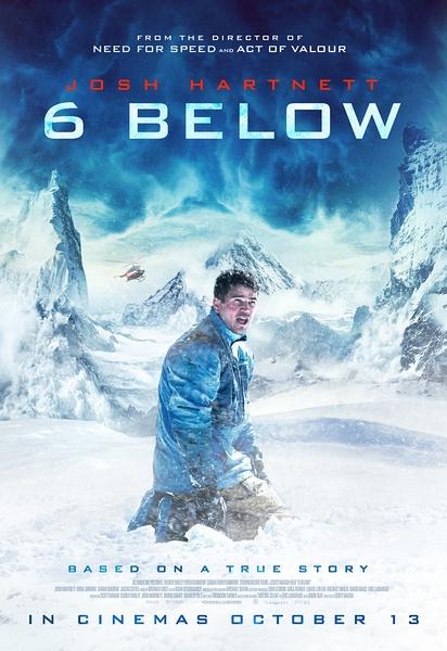 雪山奇迹 (6 Below)
