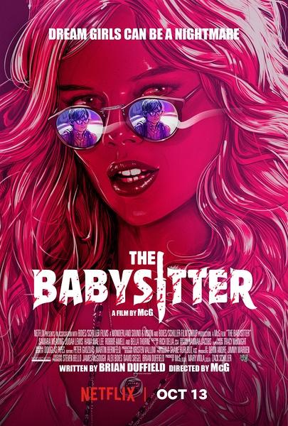 辣手保姆(The Babysitter)