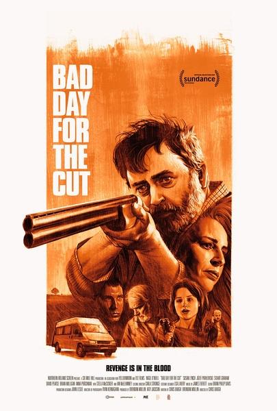 复仇之火(Bad Day for the Cut)