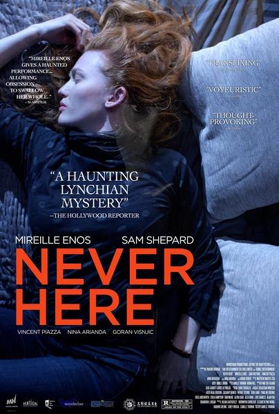 从未在此(Never Here)米瑞·伊诺丝主演