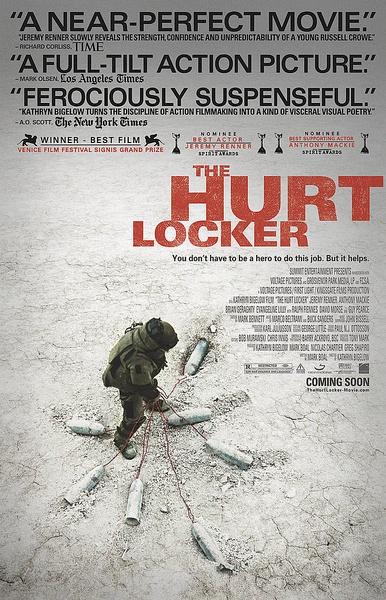 拆弹部队(The Hurt Locker)82届奥斯卡最佳影片