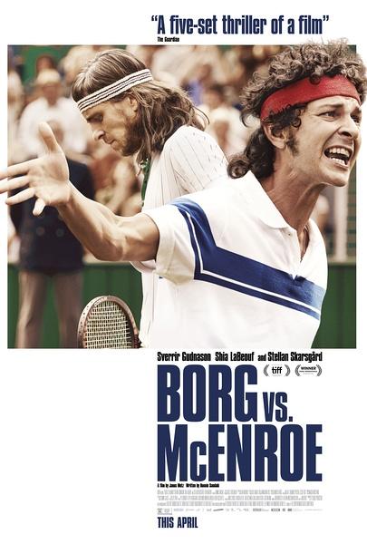 博格对战麦肯罗(Borg/McEnroe)