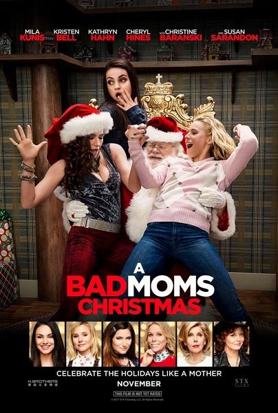 坏妈妈的圣诞节(A