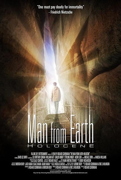 这个男人来自地球:全新纪 (The Man from Earth: Holocene)