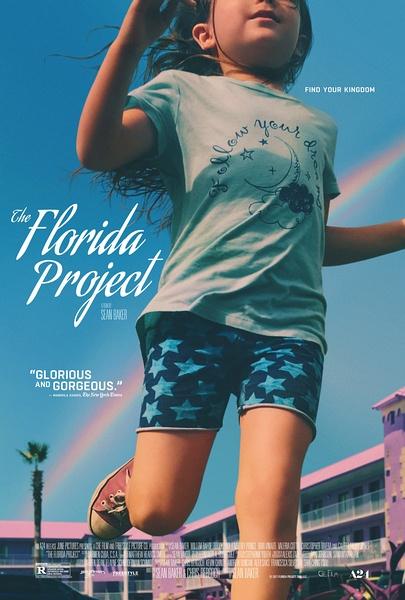 佛罗里达乐园(The Florida Project)
