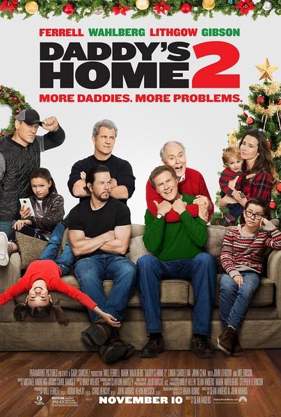 老爸当家2 (Daddy s Home 2)