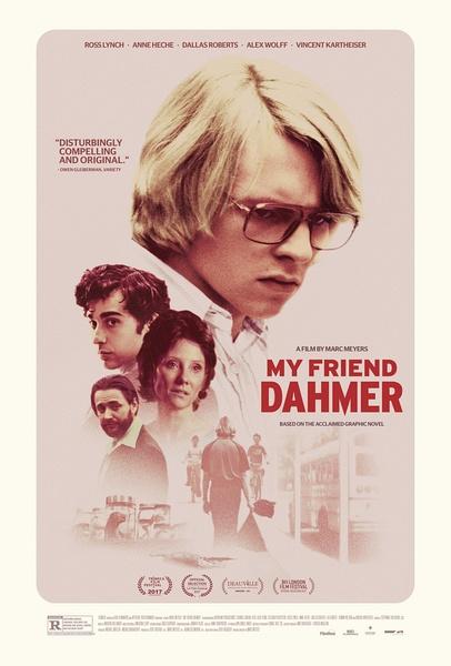 我朋友是杀人狂 (My Friend Dahmer)