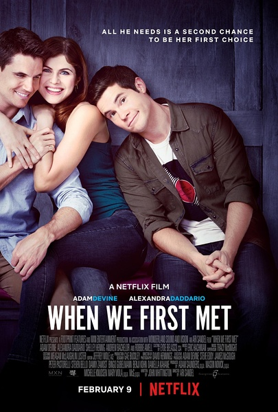 重返初遇之夜(When We First Met)