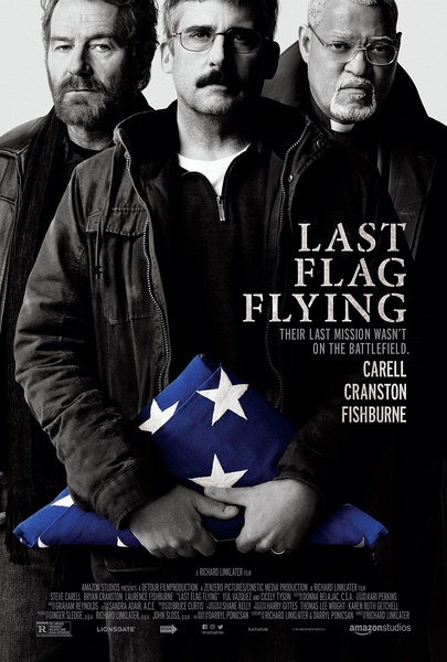 最后的旗帜(Last Flag Flying)