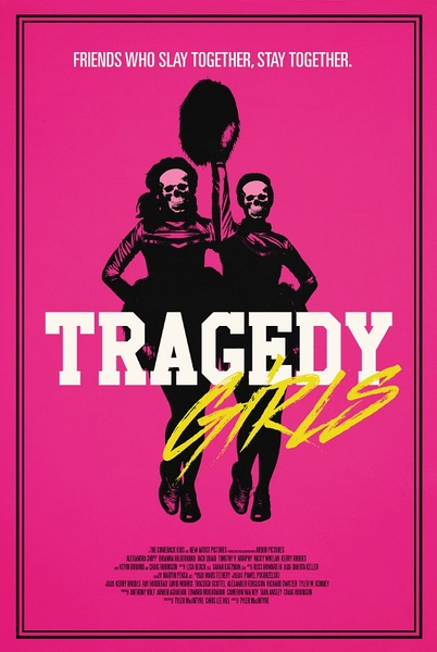 悲剧女孩(Tragedy Girls)