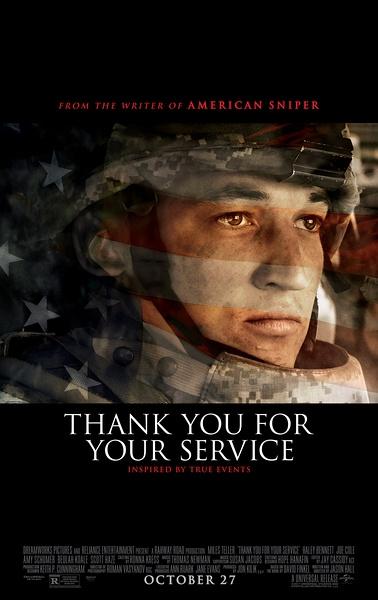 感谢您的服役(Thank