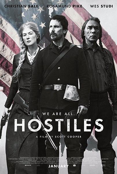 敌对分子(Hostiles)