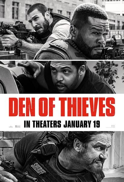 贼巢(Den of Thieves)