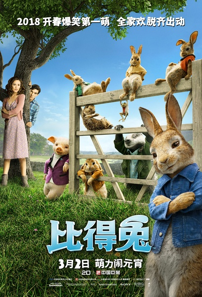 比得兔(Peter Rabbit)