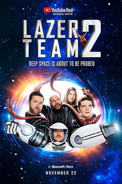镭射小队2(Lazer