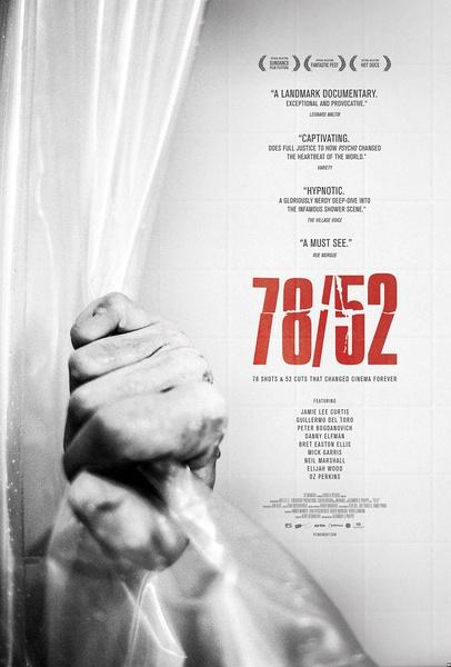 78/52:希区柯克的洗澡戏 78/52(78.52.Hitchcocks Shower Scene)