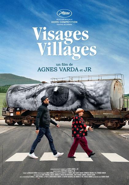 脸庞,村庄(Visages, villages)