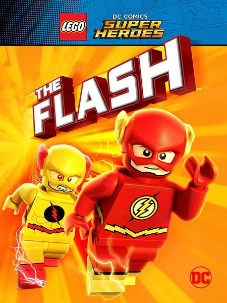 乐高DC超级英雄:闪电侠 (Lego DC Comics Super Heroes: The Flash)