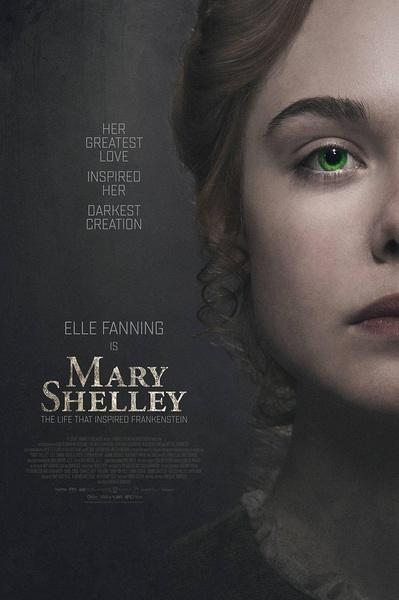玛丽·雪莱(Mary