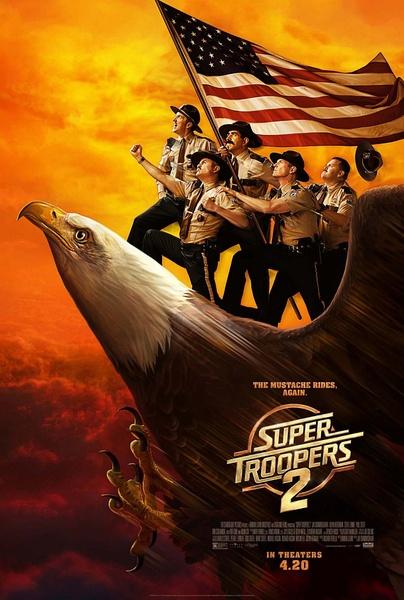 超级骑警2(Super Troopers 2)