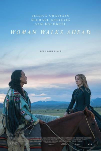 女先行者(Woman Walks Ahead)