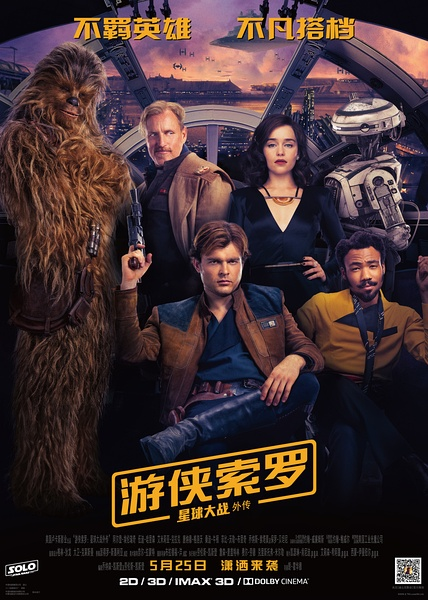 游侠索罗:星球大战外传(Solo: A Star Wars Story)