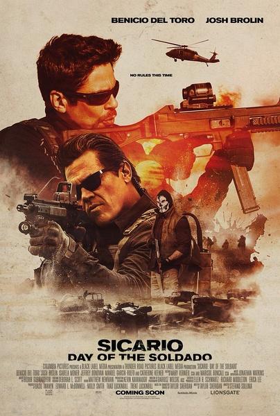 边境杀手2:边境战士(Sicario: Day of the Soldado)