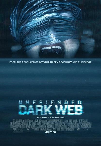 解除好友2:暗网(Unfriended: Dark Web)