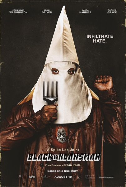 黑色党徒(BlacKkKlansman)